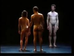 erotic dance performance 5 - s garb male ballet
