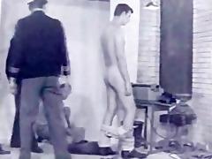 vinatage homosexual sailor action!