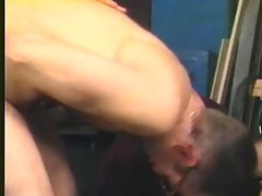 candy b vintage tranny sucks jock and bonks her