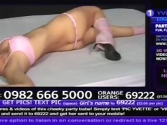 yvette partygirlstv 2thfeb0298