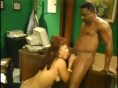big bootied jazzmine receives group-fucked on a