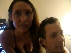horny non-professional sex fuckfest