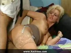 german classic lascivious mature woman in the