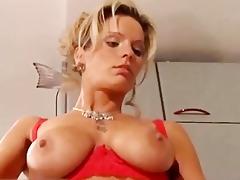 mature german blond fucked