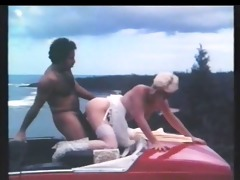ron jeremy has wild sex in car